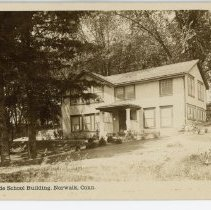 Image of Hillside School Building, Norwalk, Conn.