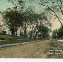 Image of West Avenue, South Norwalk, Conn.