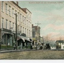 Image of North Main Street, South Norwalk, Conn.