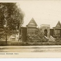 Image of Library, Norwalk, Conn.