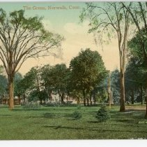 Image of The Green, Norwalk, Conn.
