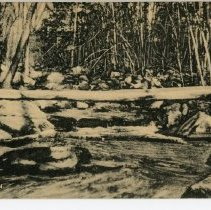 Image of River Scene, Silvermine, Conn.