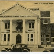 Image of Elks' Club, South Norwalk, Conn.