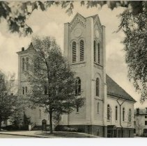 Image of Methodist Episcopal Church, Norwalk, Conn.