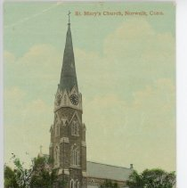Image of St. Mary's Church, Norwalk, Conn.