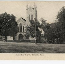Image of Methodist Church, Norwalk, Conn.