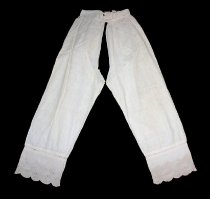 Image of Drawers - Bloomers, Pantalettes