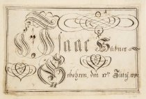 Image of CERTIFICATE, BIRTH -