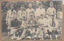 Image of East Greenville baseball team