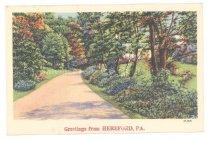 Image of A2015.0002.011 - Postcard