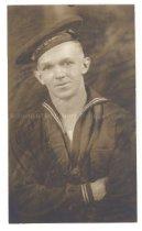 Image of Claude A. Schultz, Sr., WWI Merchant Marine