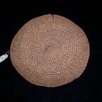Image of 045.005b base of basket prior to repair