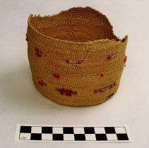 Image of 053.011 bottom of basket without lid