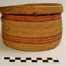 Image of 199.004 image of basket with the lid on