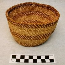 Image of 254.005 image showing front and interior of basket