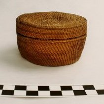 Image of 255.008 image showing the basket with the lid on