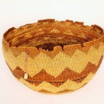 Image of 270.003 image showing the frontand interior of the basket