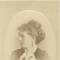 Image of Portrait of an Woman - 1895 C
