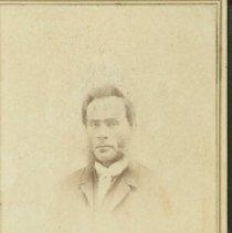 Image of Portrait of Rev. D.M. McDermid - 1895 C