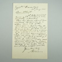 Image of Handwritten Letter - 1941/07/19