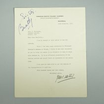 Image of Letter - 1936/11/10