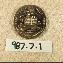 Image of Commemorative Coin - 1966
