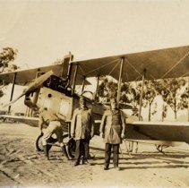 Image of Biplane - 1916 C