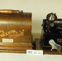Image of Edison Gem Phonograph Model A - 1903 C