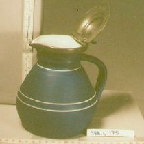 Image of Hot Water Pitcher - 1871