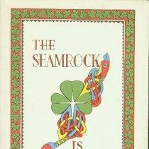 Image of St patricks day card - 1925 C
