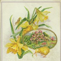 Image of Easter card - 1905 C