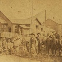 Image of Spring Creek Cheese Factory - 1895 C