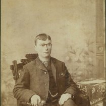 Image of Brignall Relative/Friend - Man - 1889 C