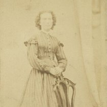 Image of Mackay Family Relative/Friend - Woman - 1875 C