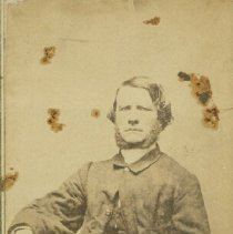 Image of Mackay Family Relative/Friend - Man - 1875 C