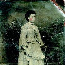 Image of Portrait of a Woman - 1875 C