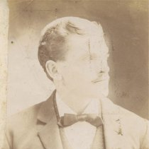 Image of Brown, George - First Cousin to Olive Rowell - 1895 C