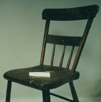 Image of Side Chair - 1837 C