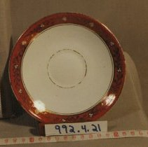 Image of Saucer - 1915 C