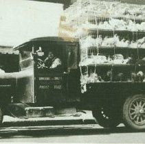 Image of Woodstock Produce Co. Truck - 1935