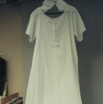 Image of Nightgown - 1900 C