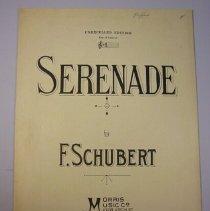 "Image of ""Serenade"" Sheet Music - 1926"
