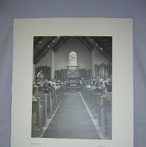Image of Church service - 1970 C