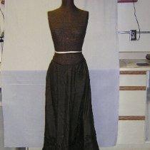 Image of Petticoat - 1870 C