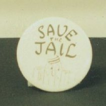 Image of Campaign Button - 1980 C