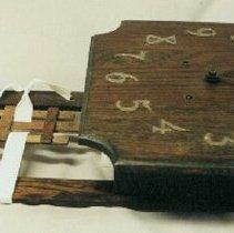 Image of Pendulum Wall Clock - 1930 C