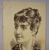 Image of McGachie Bros Advertisement - 1894 C