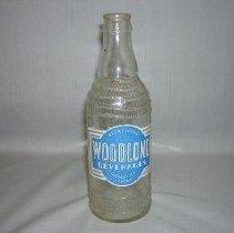Image of Woodlond Beverage Bottle - 1950 C