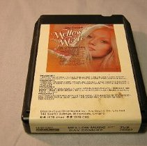 Image of Mellow Music Ray Conniff Eight Track Tape - 1978