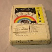 Image of 40 Hites by Arthur Fiedler Eight Track Tape - 1972 C